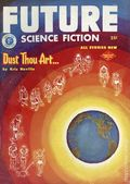 Future Science Fiction (1951-1954 Columbia Publications) Pulp UK 11