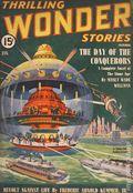 Thrilling Wonder Stories (1936-1955 Beacon/Better/Standard) Pulp Vol. 15 #1