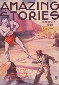 Amazing Stories (1926-Present Experimenter) Pulp Vol. 9 #10
