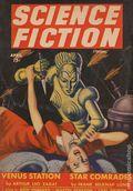 Science Fiction Stories (1943 Columbia Publications) Pulp 1st Series Vol. 3 #4