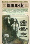 Fantastic (1952-1980 Ziff-Davis/Ultimate) [Fantastic Science Fiction/Fantastic Stories of Imagination] Vol. 21 #6