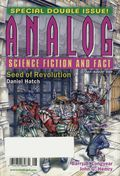 Analog Science Fiction/Science Fact (1960-Present Dell) Vol. 129 #7-8