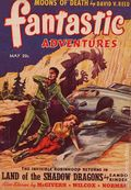 Fantastic Adventures (1939-1953 Ziff-Davis Publishing ) Vol. 3 #3