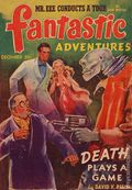 Fantastic Adventures (1939-1953 Ziff-Davis Publishing) Pulp Dec 1941