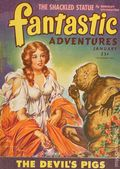 Fantastic Adventures (1939-1953 Ziff-Davis Publishing ) Vol. 7 #1