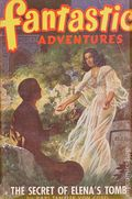 Fantastic Adventures (1939-1953 Ziff-Davis Publishing) Pulp Sep 1947