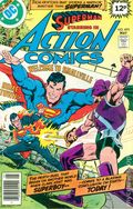 Action Comics (1938 DC) UK Edition 495UK
