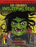 Lou Cameron's Unsleeping Dead: The Chilling Archives of Horror Comics HC (2018 IDW) 1-1ST
