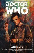 Doctor Who TPB (2016-2017 Titan Comics) Eleventh Doctor Comic Strip Collection 1B-1ST