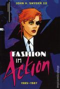 Fashion in Action 1985-1987 TPB (2018 Renegade Arts) 1-1ST