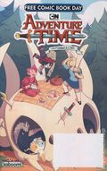 Adventure Time With Fionna and Cake (2018 Boom) FCBD 0