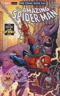 Amazing Spider-Man Infinity Watch (2018 Marvel) FCBD 0
