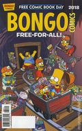 Bongo Comics Free-For-All (2005 Bongo Comics) FCBD 2018