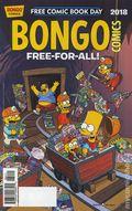 Bongo Comics Free-For-All (2005 Bongo Comics) FCBD 2018