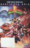 Mighty Morphin Power Rangers (2018 Boom) FCBD 0