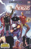 Avengers Captain America (2018 Marvel) FCBD 0