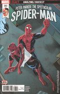 Peter Parker Spectacular Spider-Man (2017 2nd Series) 303A