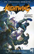 Nightwing TPB (2017-2018 DC Universe Rebirth) 5-1ST