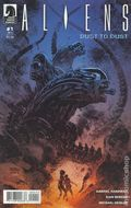 Aliens Dust to Dust (2018 Dark Horse) 1A