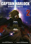 Captain Harlock Space Pirate Dimensional Voyage GN (2017- Seven Seas) 2-1ST