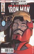 Invincible Iron Man (2017 4th Series) 599A