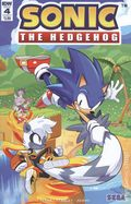 Sonic The Hedgehog (2018 IDW) 4A