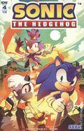 Sonic The Hedgehog (2018 IDW) 4B