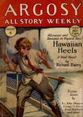 Argosy Part 3: Argosy All-Story Weekly (1920-1929 Munsey/William T. Dewart) Aug 4 1928