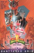 Mighty Morphin Power Rangers (2016) Annual 2018A