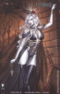 Lady Death Unholy Ruin (2018 Coffin) 1B