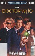 Doctor Who (2015 Titan Comics) FCBD 2018