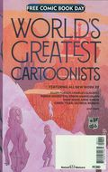 Worlds Greatest Cartoonists (2018 Fantagraphics) FCBD 0