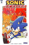 Sonic The Hedgehog (2018 IDW) 4RIB