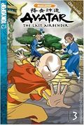 Avatar The Last Airbender GN (2006 Tokyopop) Cine-Manga 3-1ST