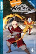 Avatar The Last Airbender GN (2006 Tokyopop) Cine-Manga 4-1ST