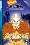 Avatar The Last Airbender GN (2006 Tokyopop) Cine-Manga 7-1ST