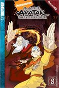 Avatar The Last Airbender GN (2006 Tokyopop) Cine-Manga 8-1ST