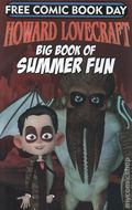 Howard Lovecraft Big Book of Summer Fun (2018 Arcana) FCBD 0