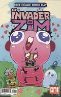 Invader Zim (2018 Oni Press) FCBD 1