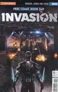 Invasion (2018 Chapterhouse) FCBD 2018