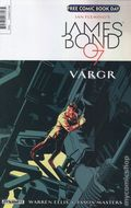 James Bond Vargr (2018 Dynamite) FCBD 0