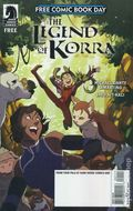 Legend of Korra Arms (2018 Dark Horse) FCBD 0
