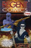 Regent Comics (2007 Regent Publishing) 1