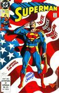 Superman (1987 2nd Series) 53CASSGND