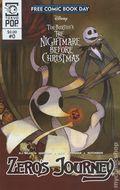 Nightmare Before Christmas Zero's Journey (2018 Tokyopop) FCBD 0