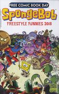 SpongeBob Freestyle Funnies (2013) FCBD 2018