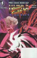 Street Fighter II Ultra (2018 Udon) FCBD 1