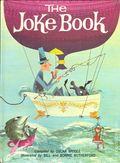 Joke Book HC (1963 Grosset & Dunlap) 1-1ST