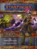 Starfinder Dead Suns Adventure Path SC (2017 Paizo) Role-Playing Game 5-1ST