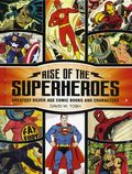 Rise of the Superheroes HC (2018 Krause) Greatest Silver Age Comic Books and Characters 1-1ST